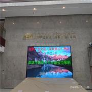 晶台(国星)国星/晶台 医院室内大厅高清LED电子拼接屏尺寸2:1效果好P2.5