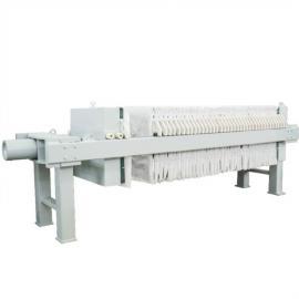 誉开电镀厂污水处理过滤机污水处理自动保压压滤机