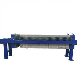 誉开电镀槽液过滤设备压滤机污水处理自动保压压滤机