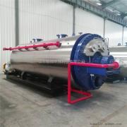 病死动物骨粉设备生产线 导热油化制机HDRGF-50翰德
