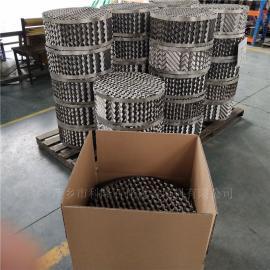 科隆牌SM250Y金属孔板波纹与BX500丝网波纹填料的应用区别