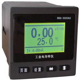 在线电导率检ce仪电导率�zhi鲆堑绲悸�ceding仪电导率仪电导度计DDG-3000AX