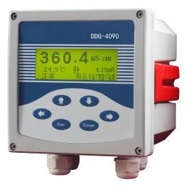 在线电导率�zhi鲆堑绲悸�ceding仪电导率仪电导度计电导率检ce仪DDG-4090