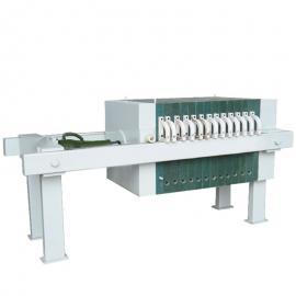 誉开电镀液压滤设备压滤机污水处理自动保压压滤机