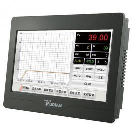 YUDIAN宇电 AI-3756触摸屏式PID温度调节器温控器记录仪