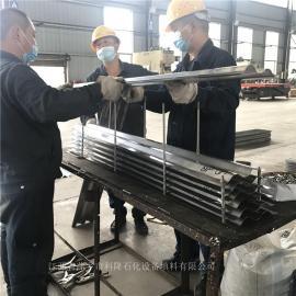 科隆牌三通道不锈钢304TP板组件316L折流板除雾器