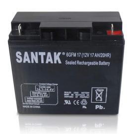 山特蓄电池 SANTAK蓄电池 型号齐全