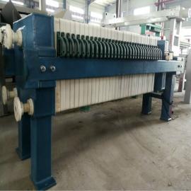 誉开电镀厂污水处理压滤机污水处理自动保压压滤机