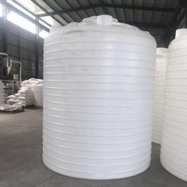 10吨外加剂储罐 减水剂塑料大桶复配罐