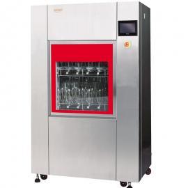 永合创信双门实验室全自动器皿清洗机/制药企业化学残留洗瓶机CTLW-420