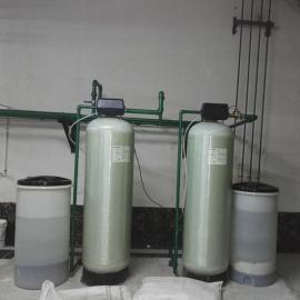 富莱克FLECK2-6m3/H软化水装置双罐全自动软水器