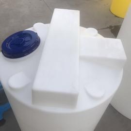 500L水肥一体PE塑料搅拌罐容大塑业