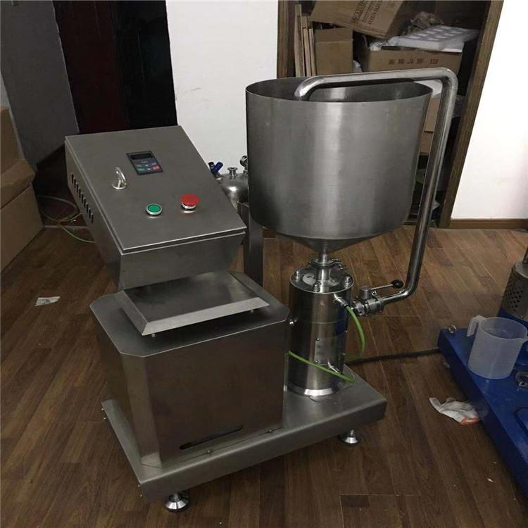 YULDORCTL2000纳米材料在线式高速剪切乳化机