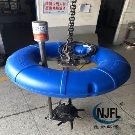 飞力环保悬浮式河道浮筒曝气机QXB