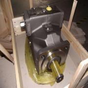 力士乐R910999125柱塞泵原装正品A4VSO 180 DR30R-PPB13N00  R910