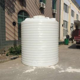 liyou20方储水罐 20立方ju乙烯立式储罐 塑料罐子销售20吨