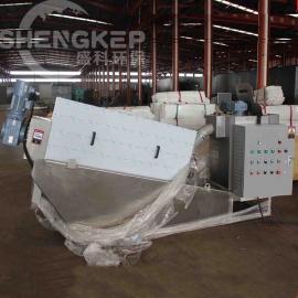 盛ke环保叠luo污泥tuo水机固液fen离设备SD301