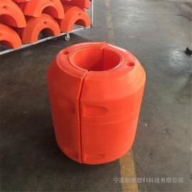 柏泰水面内直径40CM夹管道浮漂桶详细参数介绍浮体
