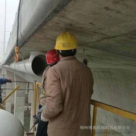 博奥 桥梁排水管安装施工平台 W109