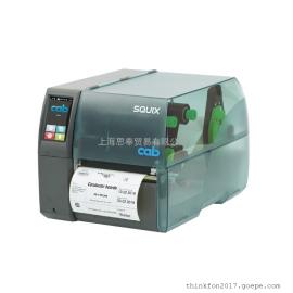 德国CAB条码打印机标签打印SQUIX 4 MT