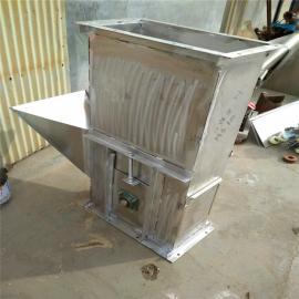 六九重工yu米小麦垂zhi装罐装车用TD型hao塑liao斗dai式tisheng机LJ8