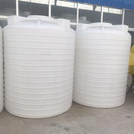 尿素溶液储罐 圆柱形水箱5吨定做加厚型