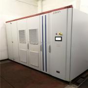 6KV2MSVG动态补偿柜在焦化厂单机并机使用案例分析ADSVG奥东电气