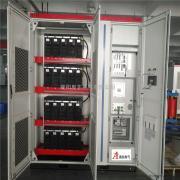6MSVG动态补偿柜配置空心电抗器实际补谐和滤除谐波效果ADSVG奥东电气
