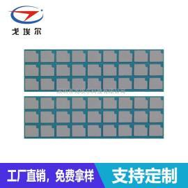 GOEL带玻纤导热硅胶散热垫GOEL-DRGJ-1