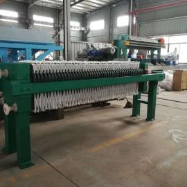 誉开电镀污水处理自动保压过滤机污水处理自动保压压滤机