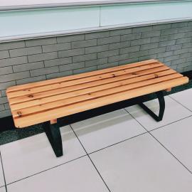 绿华广场长椅货源地 购物场所休闲长椅制造商 商场椅子经销公司lh-yz