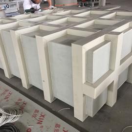 绿明辉板材焊接耐酸碱酸洗电镀槽加工定制