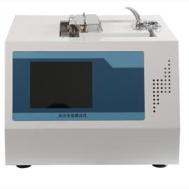 塑料管材电缆灰分测试仪 灰分含量 陶瓷纤维炉膛 带排烟筒QH-300群弘仪器