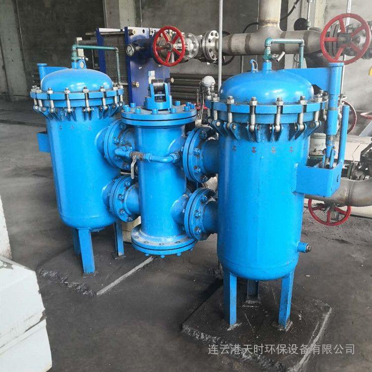 天时环保自动反冲洗滤水器DLS型