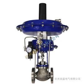 良泰 节能减排自力式储灌系统氮封阀 ZZYVP-16B