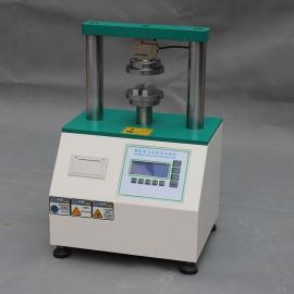 �fang腊吕贾�neng型纸板边压强度ce试仪 纸板压缩试验机 dian子压缩试验台OM-8608