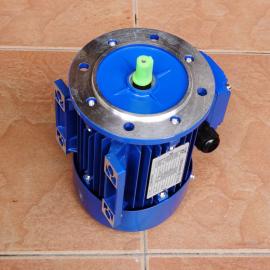 中研0.37KWMS7134紫光减速机专用电机