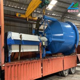 绿烨洗砂泥浆压 滤脱水机50平方泥浆自动板框压滤机