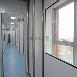 FNLAB县级基层医院P3三级生物安全实验室设计装xiuLAB-4