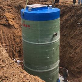安装一体化预制泵站时预埋件要求