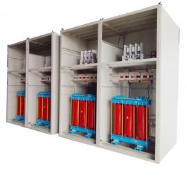 腾辉TGWB高压电容补偿柜 采用三相高压电力电容器 降低无功功率