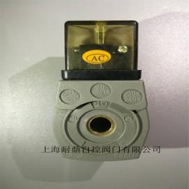 耐鼎电磁阀 线圈 DC24VN282 C53056N