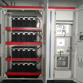 SVG动态无功补偿柜有效解决瓦斯发电功率因数低问题 提高到0.9ADSVG奥东电气
