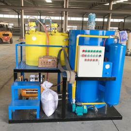 百思特煤矿矿井污水处理设备 电镀废水处理设备 平流式气浮机BST