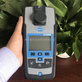 哈希HACH2100Q便携式浊度仪2100Q01-CN