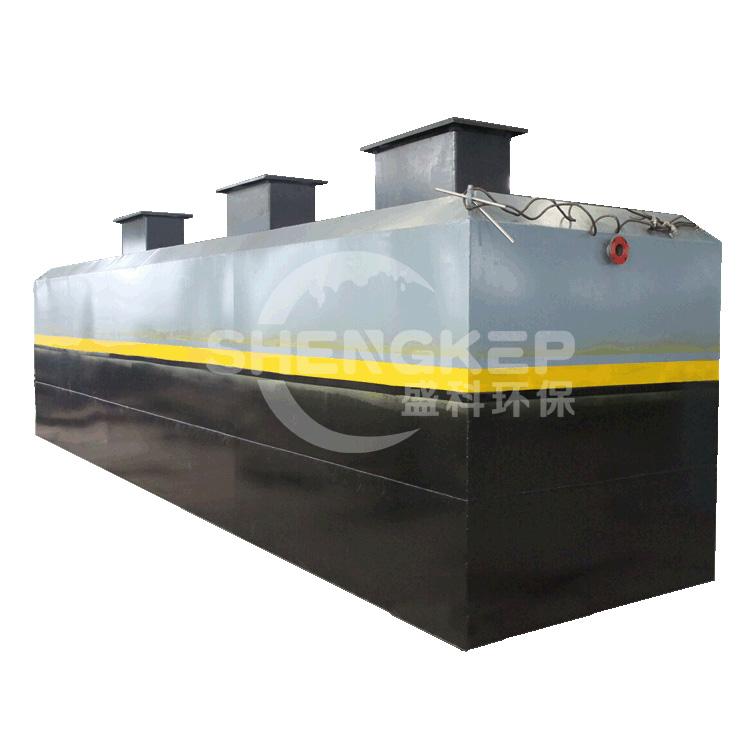 盛科环保果汁废水污水处理成套设备免费指导安装调试SKGZ