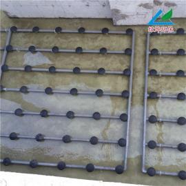 绿烨盘式曝气头 膜片曝气器 气液界面积大 气泡扩散均匀
