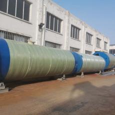 思源一体化雨污水提升泵站筒体制作SYPS-2500-8