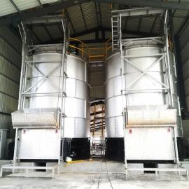 中科贝特定做餐厨垃圾发酵处理设备选高温好氧发酵设备环保达标WL