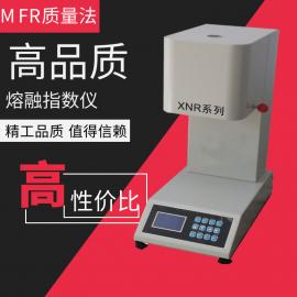 MFR�|量法熔�w流�铀俾�x 群弘�x器 XNR-400A